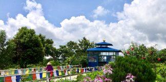 Peace Pagoda of Pokhara