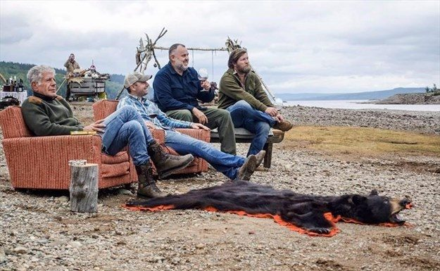 Bourdain Boom - Newfoundland and Labrador