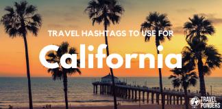California Hashtags
