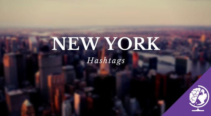 new york hashtags