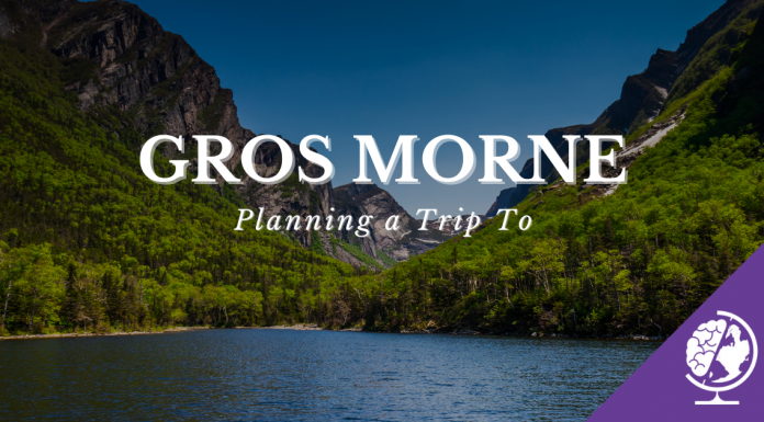 Gros Morne, Planning a Trip